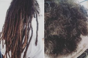 Dreadlocks removal Houston