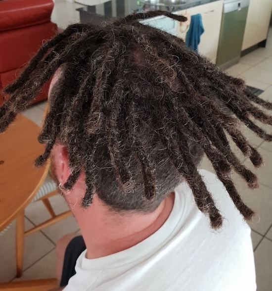 Dreadlocks removal new dreads Houston after