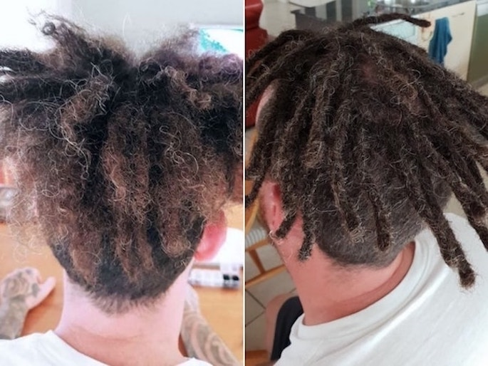 Dreadlocks removal new dreads Houston